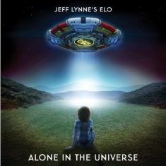 Jeff Lynne S Elo - Alone In The Universe // Lenticular Sleeve / Incl. 2 Bonus Tracks