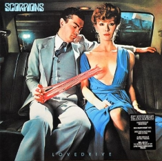 Scorpions - Lovedrive (Lp/Cd)