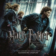 Original Soundtrack - Harry Potter & The Deathly Hallows Part 1 (Alexandre Desplat)