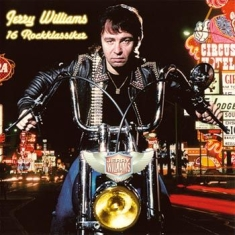 Jerry Williams - 16 Rockklassiker