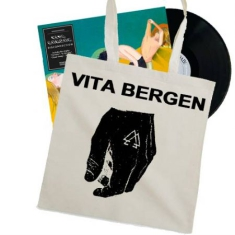 Vita Bergen - Disconnection + Tygpåse