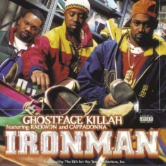 Ghostface Killah - Ironman -Hq/Gatefold-