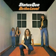 Status Quo - On The Level (CD in miniature vinyl replica)