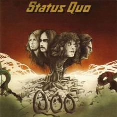 Status Quo - Quo (CD in miniature vinyl replica)