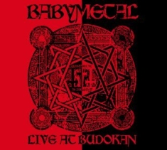 Babymetal - Live At Budokan: Red Night & Black