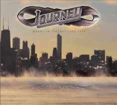 Journey - Comiskey Park Chicago 1979