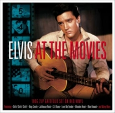 Presley Elvis - At The Movies [import]