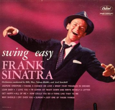 "Sinatra Frank - Swing Easy (10"" Black Friday Ltd)"