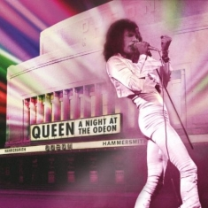 Queen - A Night At The Odeon (Cd+Dvd+Br+V12