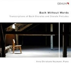 Bach, J S - Bach Without Words