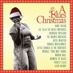 Blandade Artister - A Blues Christmas