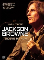 Jackson Browne - Tender Is The Night