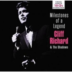 Richard, Cliff & The Shadows - Cliff Richard - 9 Original Albums