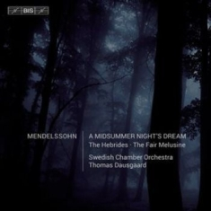 Mendelssohn, Felix - A Midsummer Night's Dream