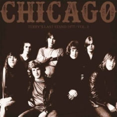 Chicago - Terrys Last Stand Ny 1977 Vol.1