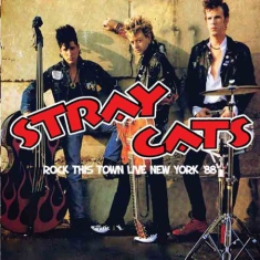 Stray Cats - Rock This Town 1988