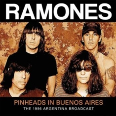 Ramones - Pinheads In Buenos Aires (1996 Radi