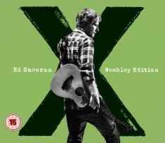 Ed Sheeran - X (Wembley Edition Cd/Dvd)