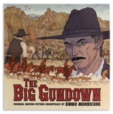 MORRICONE ENNIO - Big Gundown - Original Soundtrack