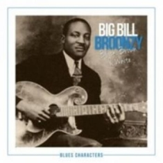 Broonzy Big Bill - Black Brown & White