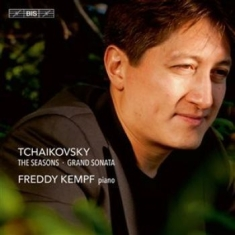 Tchaikovsky, Pyotr - The Seasons (Sacd)