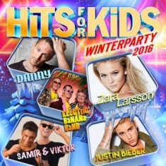 Blandade Artister - Hits For Kids Winter Party 2016