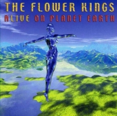 Flower Kings The - Alive On Planet Earth