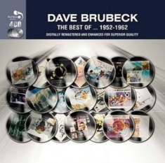 Brubeck Dave - Best Of 1952-1962 (4Cd)