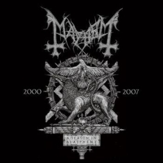 Mayhem - A Season In Blasphemy (3 Cd Box)