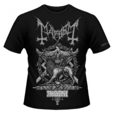Mayhem - T/S A Season In Blasphemy (Xl)