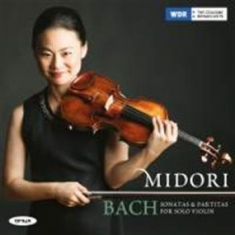 Bach, J S - Sonatas & Partitas For Solo Violin