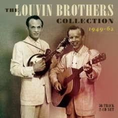 Louvin Brothers - Louvin Brothers Collection 1949-62