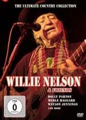 Nelson Willie - Willie Nelson & Friends