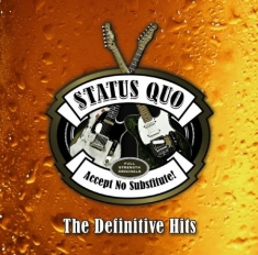 Status Quo - Accept No Substitute (3Cd)