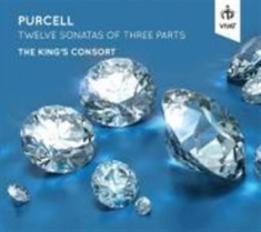 Purcell, Henry - Twelve Sonatas Of Three Parts