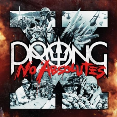 Prong - X - No Absolutes (Inkl.Cd)