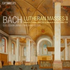 Bach , J S - Lutheran Masses, Vol. 2