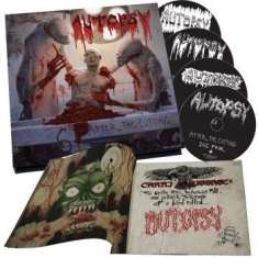 Autopsy - After The Cutting (4 Cd)
