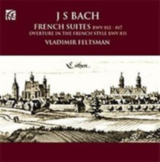 Bach, J S - French Suites Nos. 1-6