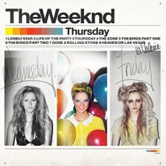 The Weeknd - Thursday (Component 2) (2Lp)