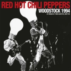 Red Hot Chili Peppers - Woodstock 1994 (2Lp)