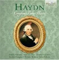 Haydn, Joseph - Complete Piano Music (16 Cd)