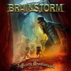 Brainstorm - Scary Creatures (Ltd. Cd/Dvd Digipa