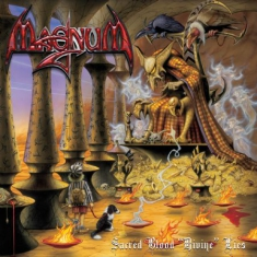 Magnum - Sacred Blood - Divine Lies (Cd+Dvd)