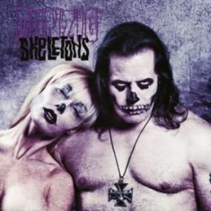 Danzig - Skeletons (Gtf. Black White Marbled