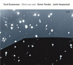 Tord Gustavsen W/ Simin Tander Jar - What Was Said