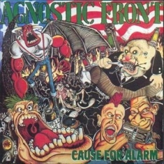 Agnostic Front - Cause For Alarm (Re-Issue)