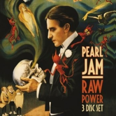 Pearl Jam - Raw Power (2Cd + Dvd)