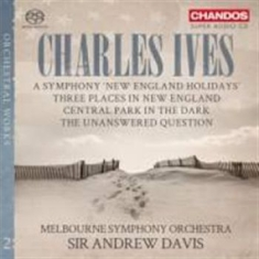 Ives, Charles - Orchestral Works, Vol. 2
