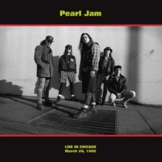 Pearl Jam - Live Chicago 1982